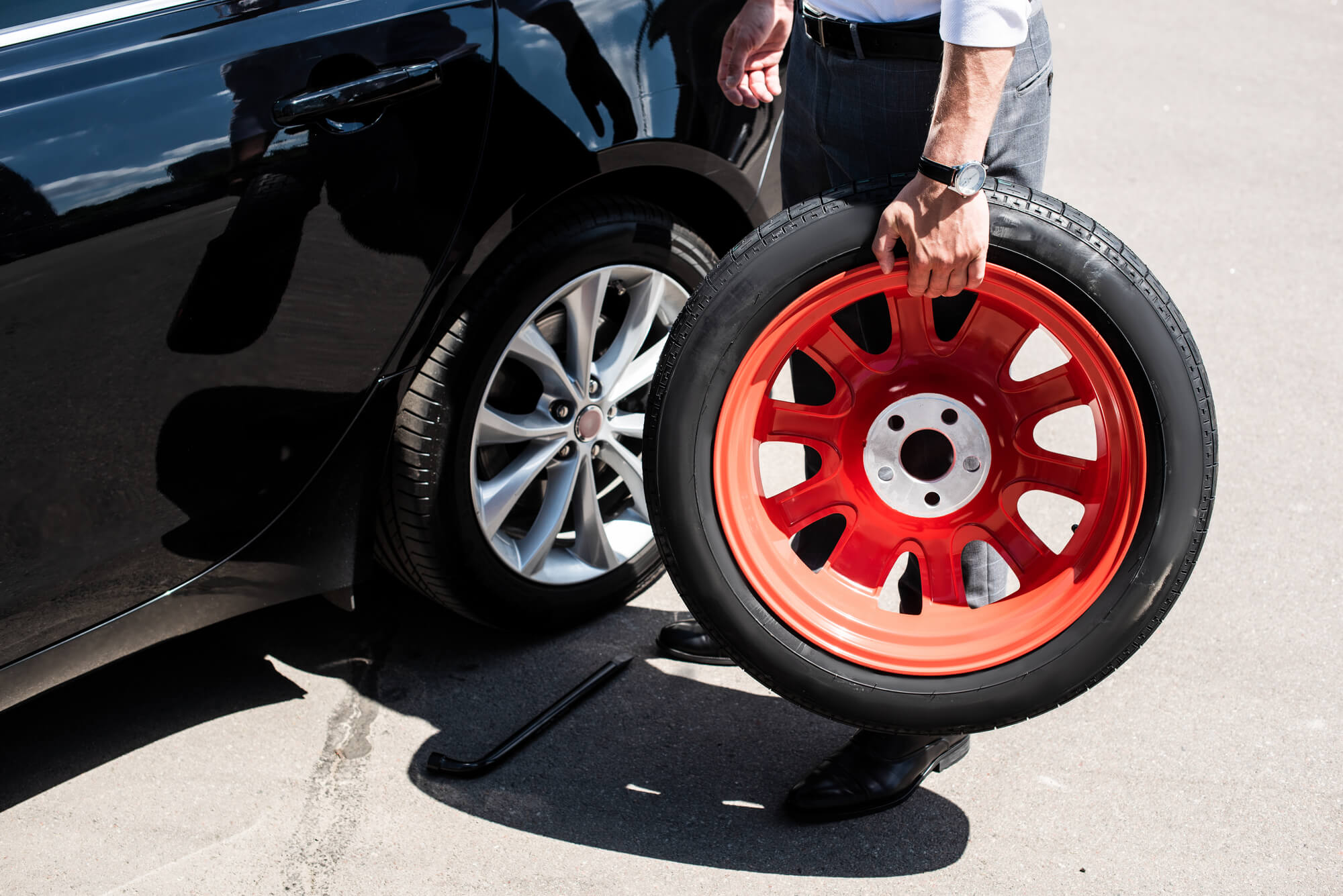 driving with a patched tire - NOLA Automotive Repairs